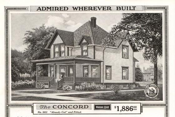 S Concord 1918 image